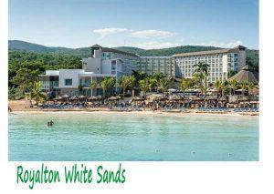 Royalton White Sands Trelawny Falmouth Hotel