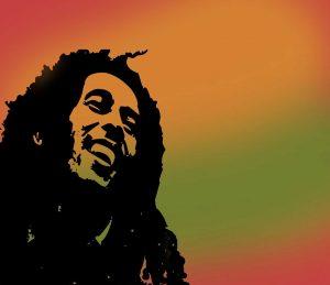 Bob Marley en reggae zijn nauw met elkaar verbonden.