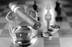 Op Jamaica worden sigaren gemaakt in Half Way Tree.