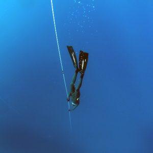 Het is leuk om op Jamaica te gaan freediven