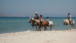 Paardrijden op Jamaica is aa te raden.