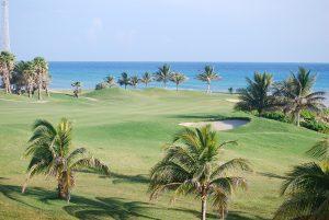 Het is heel erg leuk om te gaan golfen op Jamaica.