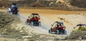 Maak op Jamaica een eilandtour met quad.