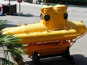Varen met duikboot in de wateren van Jamaica is heel erg leuk.
