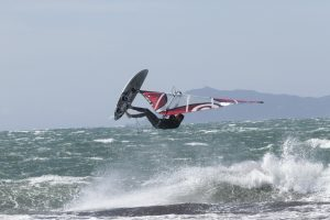 Windsurfen op Jamaica is fantastisch