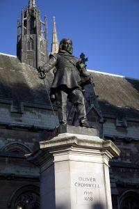 Oliver Cromwell speelde een belangrijke rol tijdens de Britse tijd (17de eeuw) op Jamaica