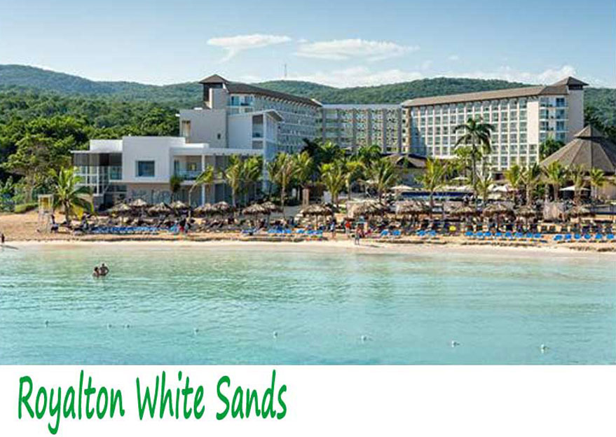 Royalton White Sands Falmouth