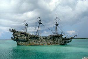 Kingston kent een geschiedenis van piraten.