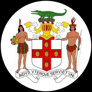 wapenschild jamaica