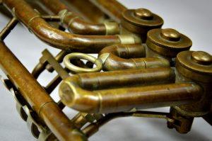 De trompet wordt gebruikt op jamaica bij ska