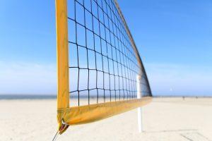 Op Jamaica kun je prima beachvolleyballen